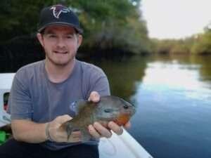 Ogeechee River Redbreast Fishing